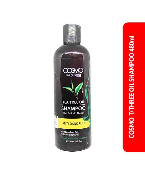 Cosmo Argan Oil Shampoo 480ml