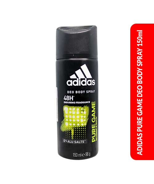 Adidas Pure Game Deo Body Spray 150ml