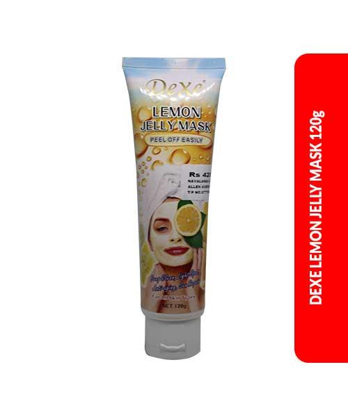 Dexe Lemon Jelly Mask 120g
