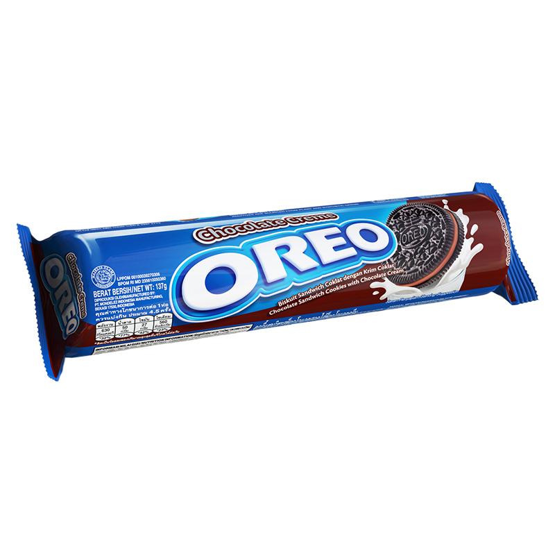 Oreo Chocolate Cream Biscuit 137g