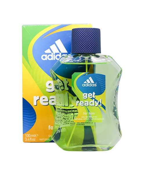 Adidas Perfume Get Ready For Him 100ml