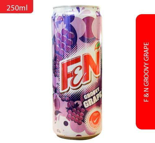 F & N Groovy Grape 250ml
