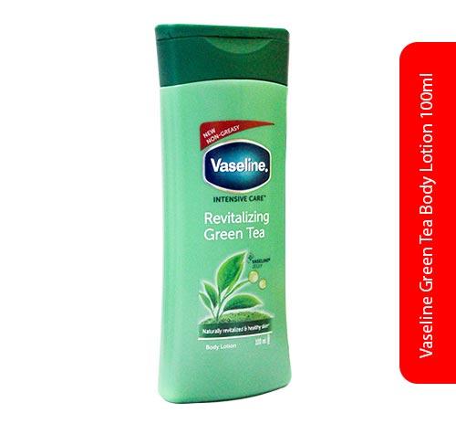 Vaseline Green Tea Body Lotion 100ml